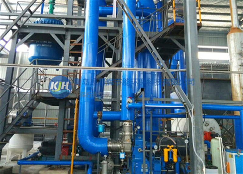 MVR Forced Circulation Evaporator